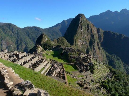 Peru Adventures Paradise Private Day Tours: MAchu Pichu