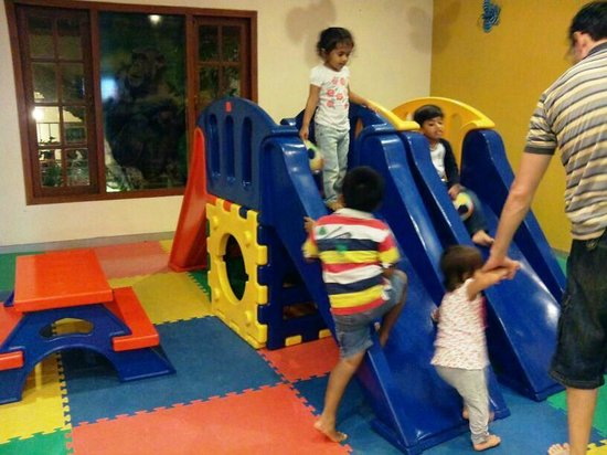 Club Mahindra Madikeri, Coorg: Kid's play area