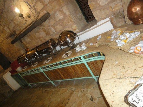 Taybet Zaman Hotel and Resort : Breakfast