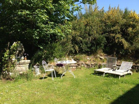 La Ferme de Kerscuntec : Garten