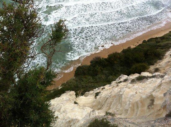 Agrigento, Italien: Scogliera