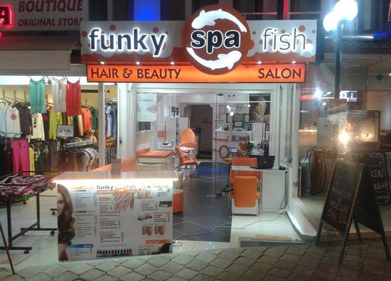 Funky Fish Spa