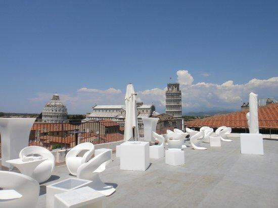 Roof Garden Grand Hotel Duomo