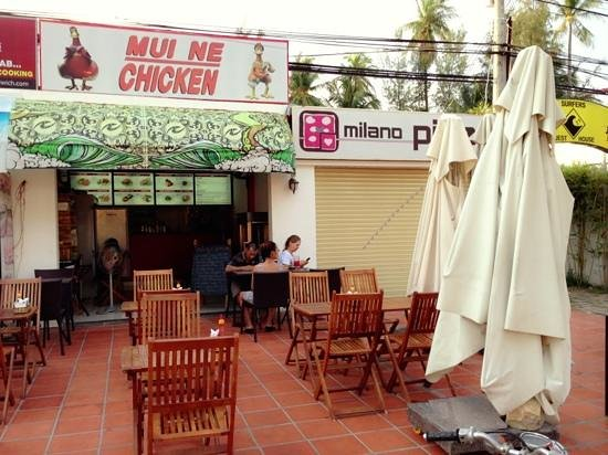 Mui Ne chicken Foto