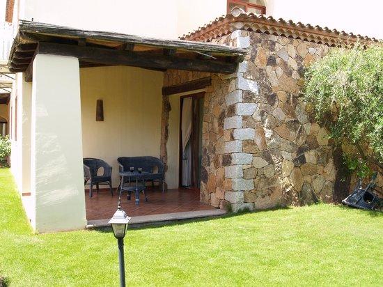 Speraesole: our terrace