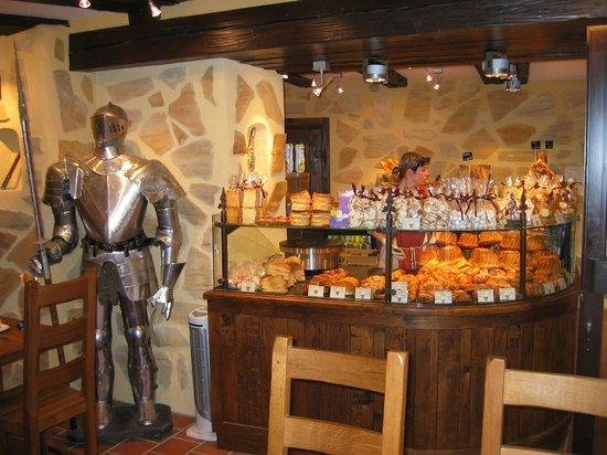 La Taverne des Templiers : magasin medieval