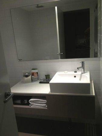 مانتا ساوث بانك: Bathroom