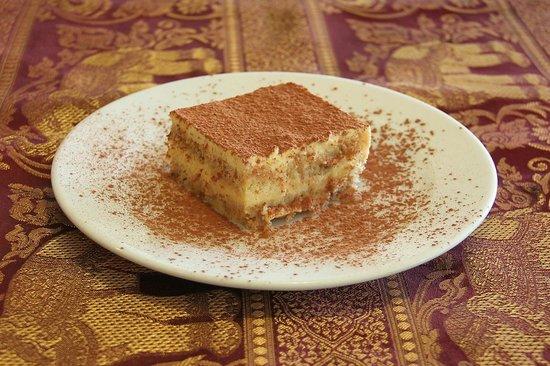 Manohra Cozy Restaurant : Tiramisù