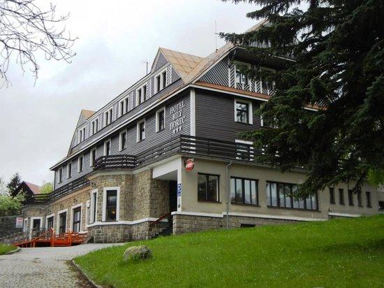 Hotel Bily Horec: Hotel Bílý Hořec