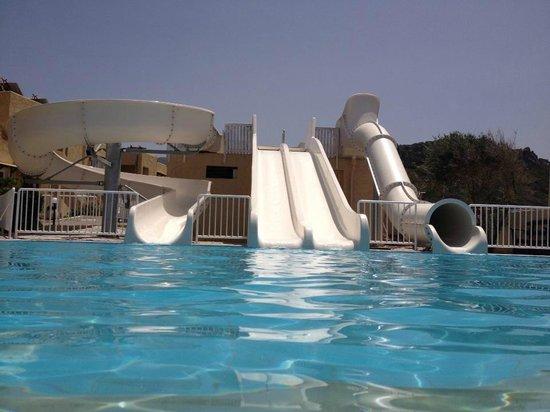 SENTIDO Vasia Resort & Spa: espace for kids