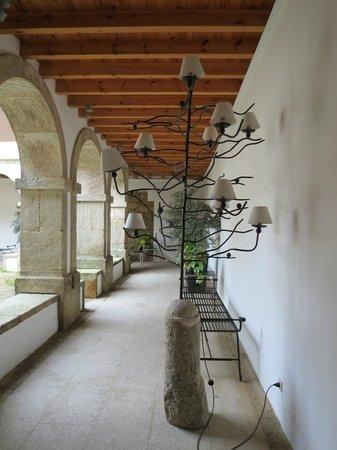 Convento dos Capuchos: Claustro