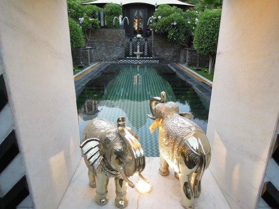 The Leela Palace Udaipur: Spa