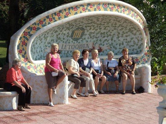 SENTIDO Letoonia Golf Resort: de vrouwen
