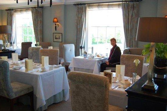 Cavendish Hotel: Breakfast