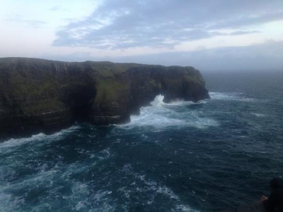Clare Coastal Walk Project : Add a caption