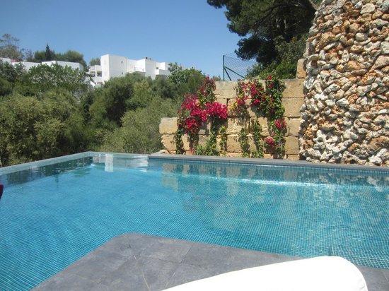 Ferrera Beach Apartments: adult area was serene and fantastic