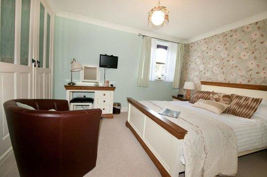 Bagbury Byre: A Bagbury guest room