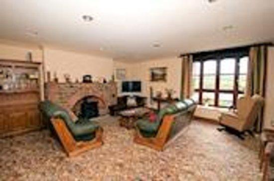 Bagbury Byre: The lounge