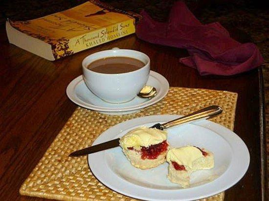 Bagbury Byre: Your welcoming Cream Tea