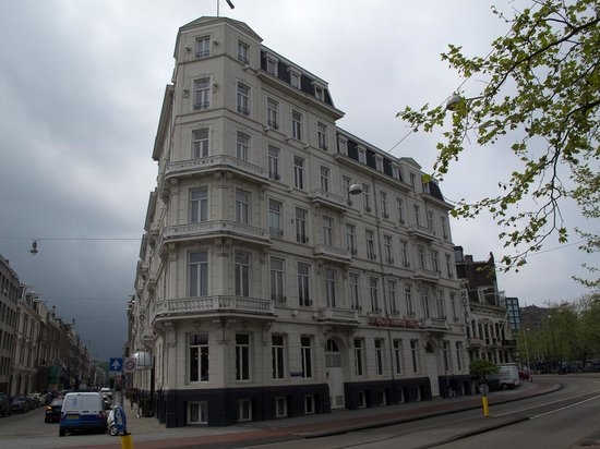 Apollo Museumhotel Amsterdam City Centre : Beautiful old building