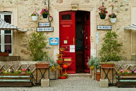 Maison L'Orchidee languedoc France