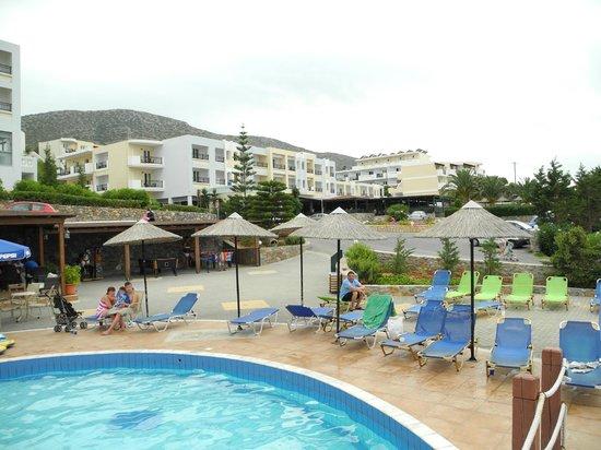 hotel mediterraneo sur:
