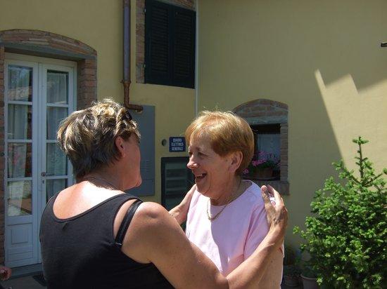 Le Valli: afscheid van de lieve mw. Anna Bracci
