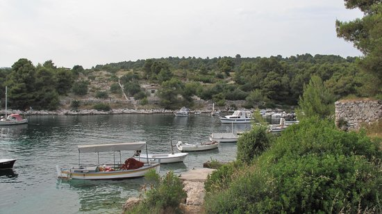 Konoba Duga: Die Bucht