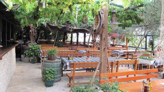 Konoba Duga: Das Restaurant