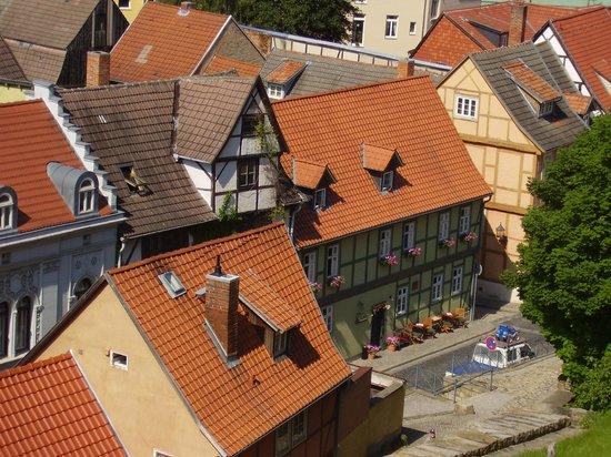 Hotel Domschatz, Quedlinburg - das Hotel