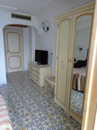 Conca d'Oro: Room