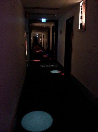 Radisson Blu Plaza Hotel, Helsinki: 701 corridor