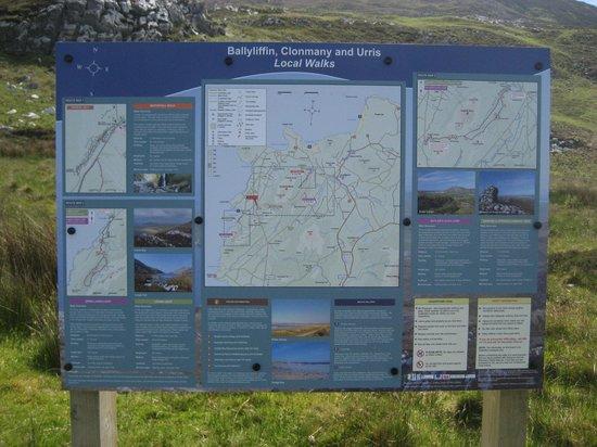 Mamore Gap: Local Walks