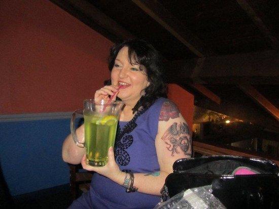 Gilbies Bar & Bistro: Birthday Jug Drinkies :)