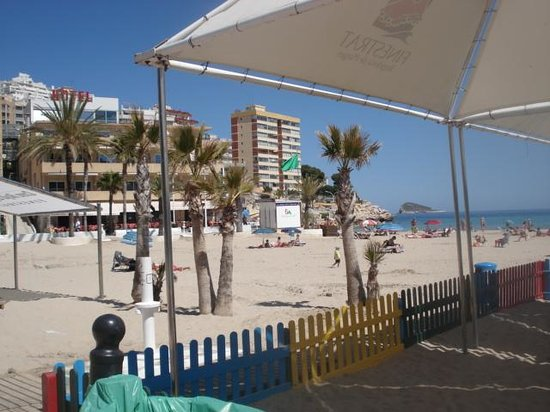 Benidorm: Beautiful beach