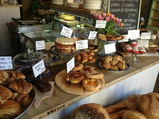Cafe Marmalade: The cakes and other sweet things—want!