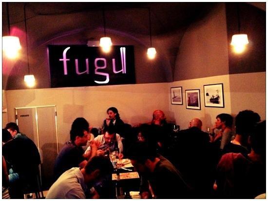 Fugu Sushi : sabato sera al Fugu