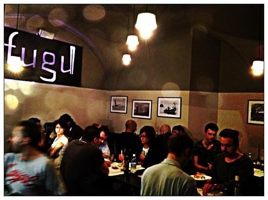 Fugu Sushi : ....Saturday Night Sushi