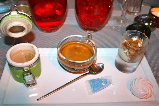 Chez Anna: Café gourmand