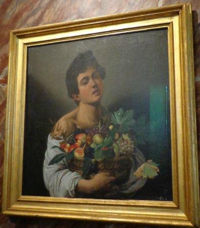 Borghese Gallery: Caravaggio