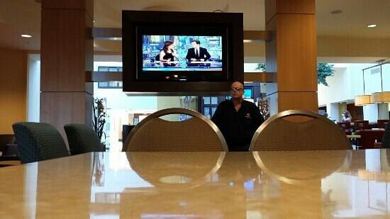 Long Island Marriott : Ground floor