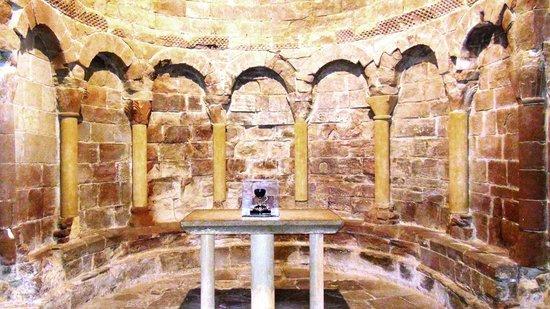 Monasterio de San Juan de la Peña: l'ancienne abbaye de San Juan de la Pena
