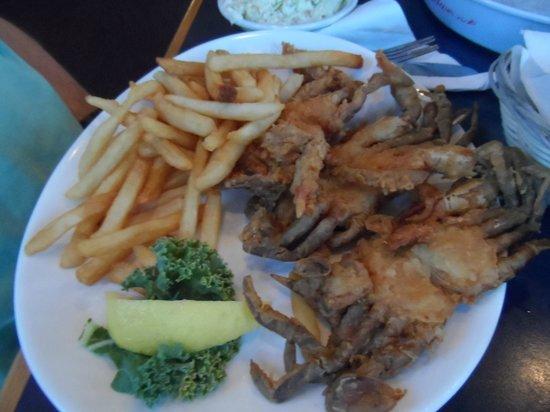 Sugar Creek Seafood Restaurant Soft Shell Crab