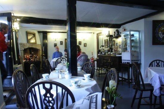 Bridge Tea Rooms: The Bridge tea room