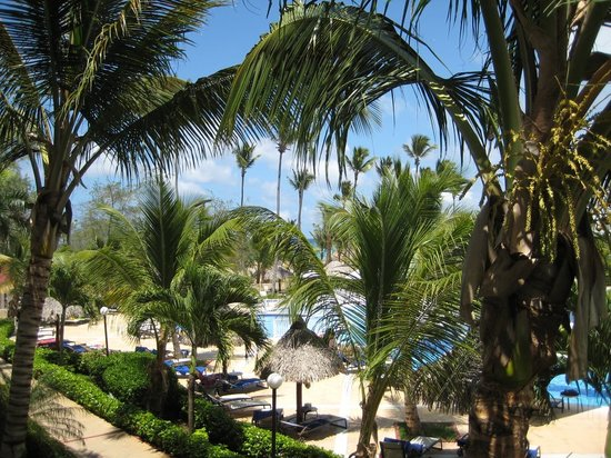 Luxury Bahia Principe Esmeralda Don Pablo Collection: Our view from our room