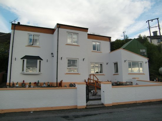 Ceol-na-Mara: Front view
