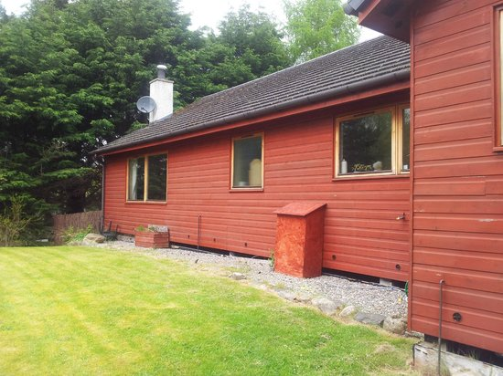 Torcroft Lodges: View of the lodge