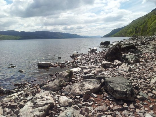 Torcroft Lodges : View Loch Ness only a few minutes drive