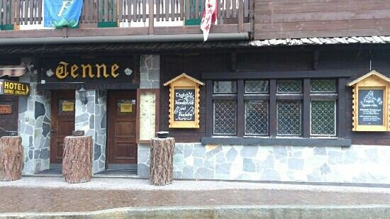 Hotel Restaurant Tenne