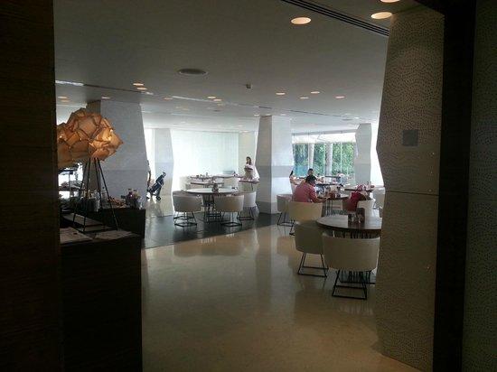 Londa Hotel : Restaurant/Breakfast area